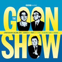 the goon show compendium volume 1 - the whistling spy enigma, the lost gold mine (of charlotte), the dreaded batter pudding hurler (of bexhill-on-sea), the phantom head shaver (of brighton), the affair of the lone banana, the canal, lurgi strikes britain! (aka lurgi strikes again), the mystery of the marie celeste (solved), the last tram (from clapham), the booted gorilla (found?), the spanish suitcase, dishonoured or the fall of neddie seagoon, and forog